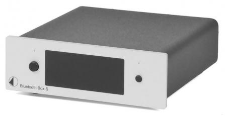 Bluetooth přijímač Project Box S stříbrný