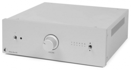 Project Stereo Box RS Silver