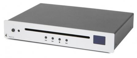 CD přehrávač Project MAIA CD stříbrná - studio