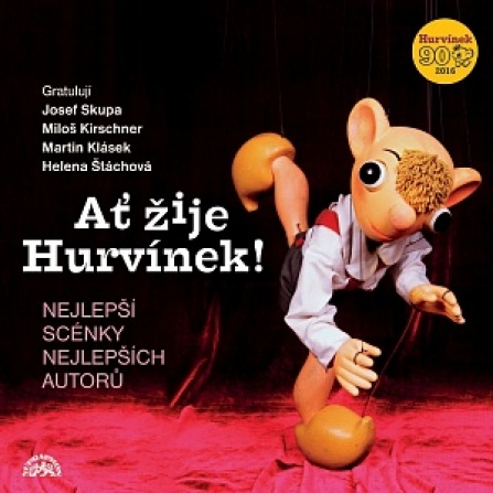 Divadlo S+H - Ať žije Hurvínek! CD