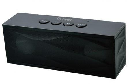 Audio systém Denver BTS-61 černá
