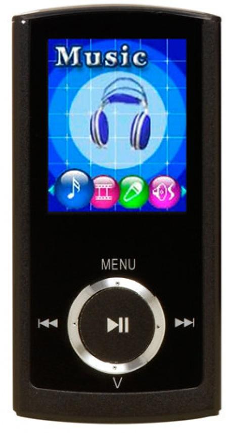MP3 přehrávač Denver MPG-4048 BLACK NRSD
