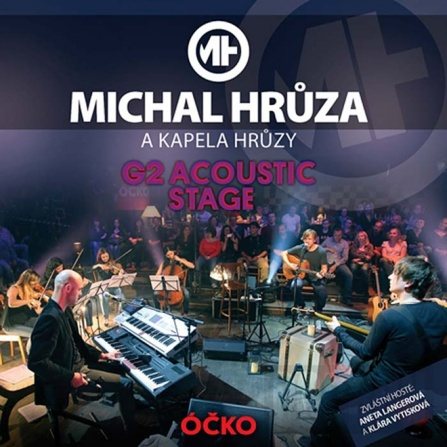 Michal Hrůza - G2 Acoustic Stage CD+DVD