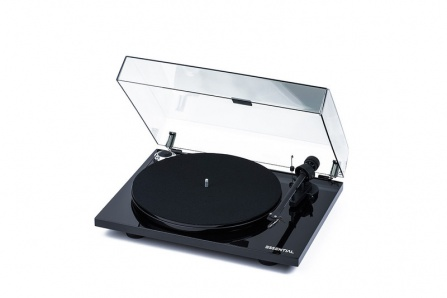 Pro-Ject Essential III BT Black + OM10
