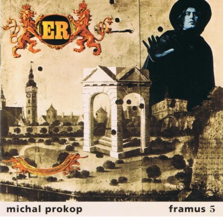 Michal Prokop a Framus Five - Město ER CD