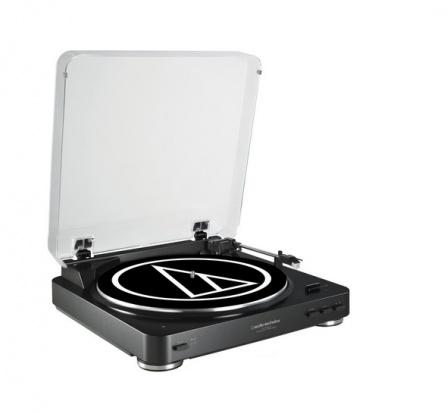 Audio-Technica AT-LP60BK BT Black