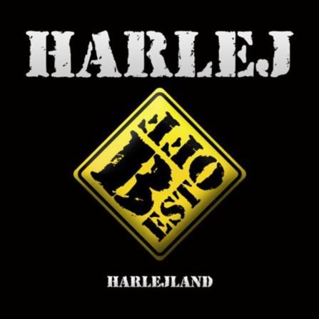 Harlej - Harlejland - Best off CD