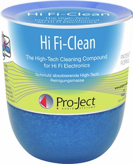 Čistící hmota na HiFi komponenty PRO-JECT HIFI CLEAN