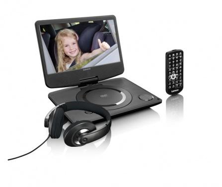 DVD přehrávač Lenco DVP-1035