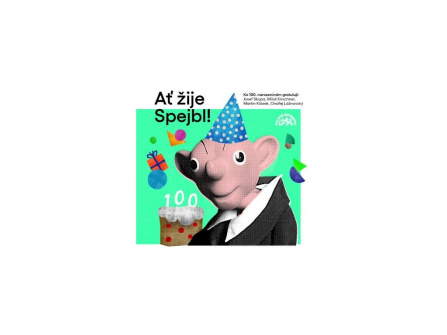 Divadlo Spejbla a Hurvínka - Ať žije Spejbl! LP