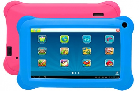 Tablet Denver TAQ-70283kblue/pink