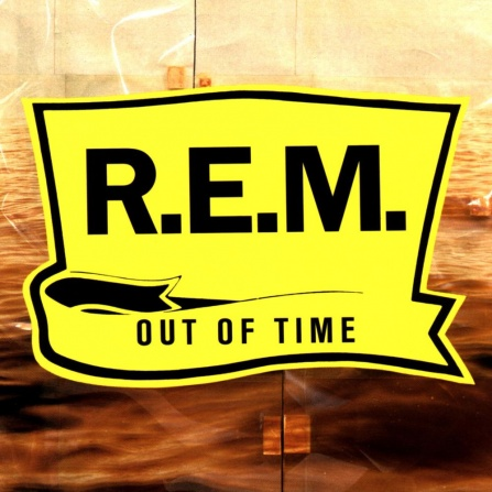 R.E.M. - Out Of Time CD