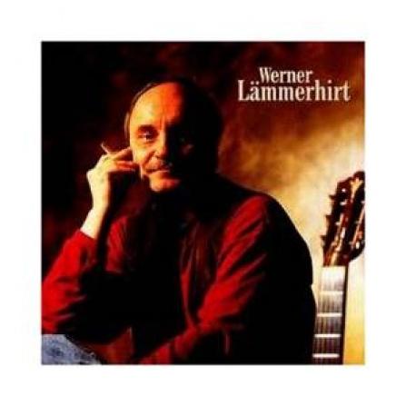 Werner Lämmerhirt - Saitenzauber - CD