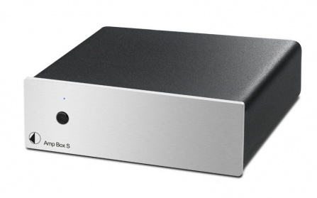 Stereozesilovač Project Amp Box S stříbrný
