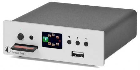 Přehrávač Project Media Box S stříbrný