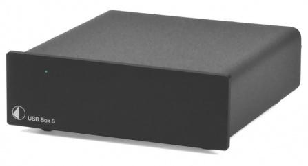 DA převodník Project Box S černý
