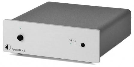 Regulátor otáček Project Speed Box S stříbrný