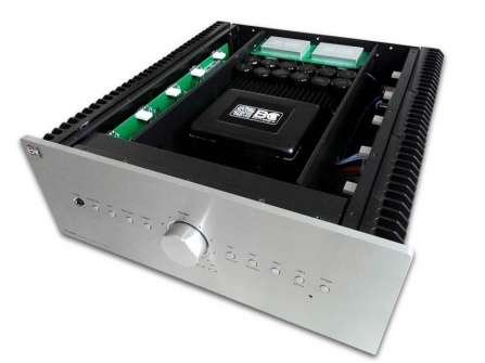 Zesilovač BCA EX-362D stříbrný