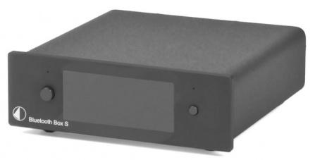 Bluetooth přijímač Project Box S černý