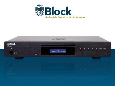 CD přehrávač AB Block C-250 černý