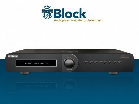 Tuner AB Block R-100+ černý