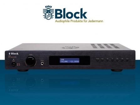 Zesilovač Block V-250 černý