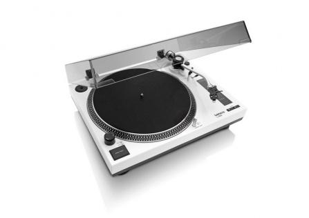 Gramofon Lenco L 3808 - bílý