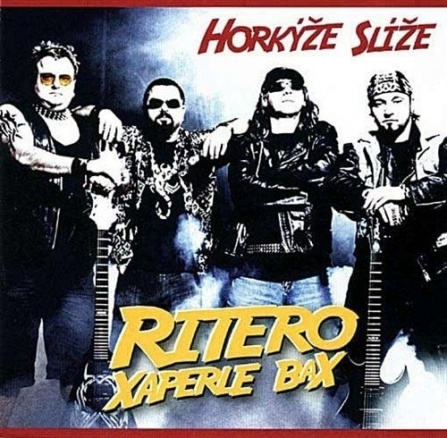 Horkýže slíže - Ritero Xaperle Bax CD