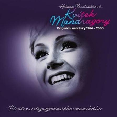 Helena Vondráčková - Kvítek mandragory LP