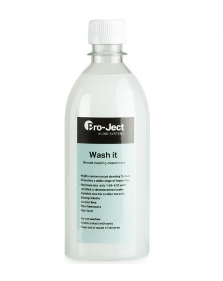 Pro-Ject VC-S Wash it 500