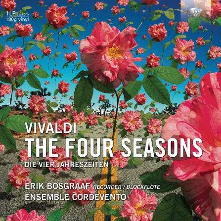 Vivaldi - The Four Seasons LP