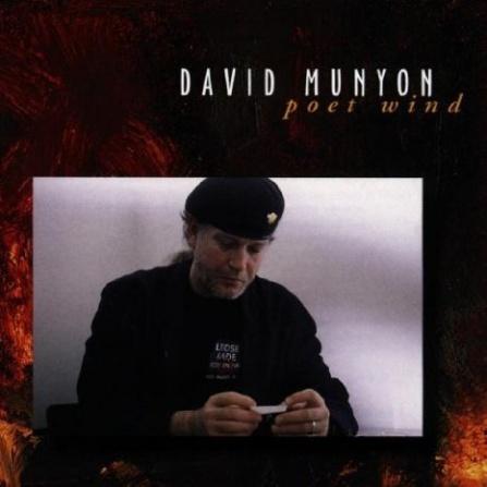 David Munyon - Poet Wind - CD