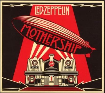 Led Zeppelin - Mothership (2CD)
