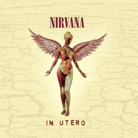 Nirvana - In Utero LP