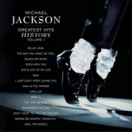 Michael Jackson - Greatest Hits History 1 (CD)