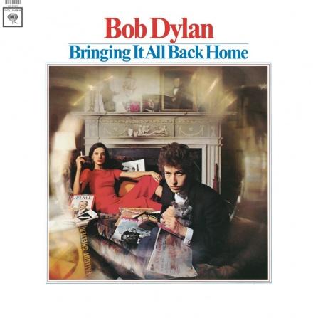 Bob Dylan - Bringing It All Back Home LP