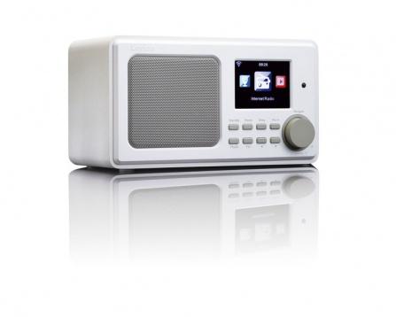 Internetové radio Lenco DIR-100 bílá