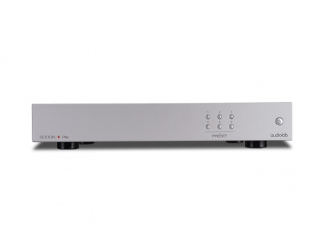 Audiolab 6000N Play - silver