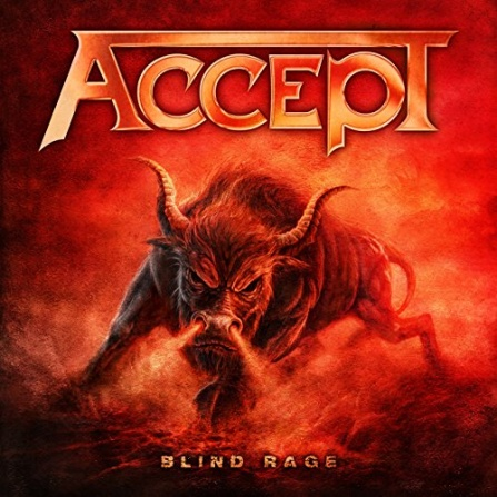Accept - Blind Rage Ltd. 2LP