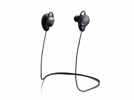 Sportovní sluchátka Lenco EPB-015 černá