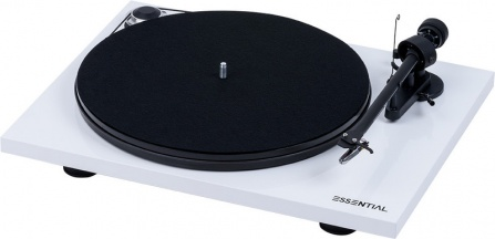 Pro-Ject Essential III BT White + OM10