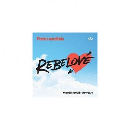 Různí interpreti - písně z muzikálu Rebelové LP