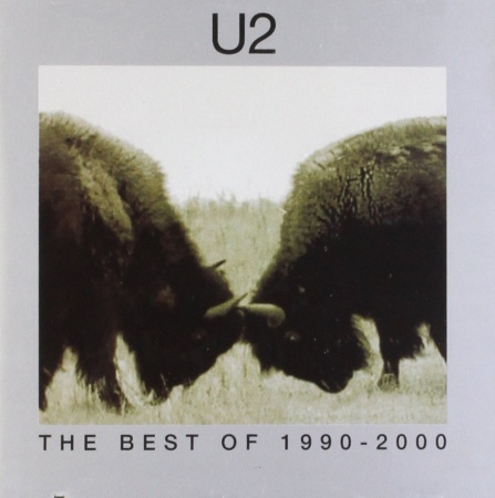 U2 - Best Of 1990 - 2000 CD