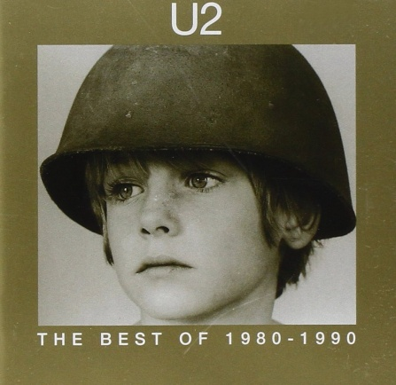 U2 - The Best Of 1980 - 1990 CD