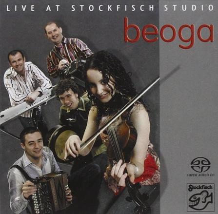 Beoga - Live At Stockfisch Studio - LP