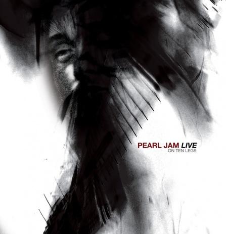 Pearl Jam - Live On Ten Legs CD