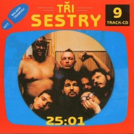 Tři sestry - 25:01 - CD