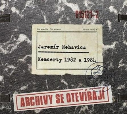 Jaromír Nohavica - Archivy Se Otevírají... Koncerty 1982 a 1984 - 2CD
