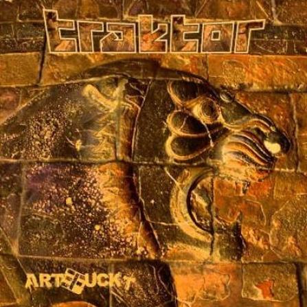 Traktor - Artefuckt CD