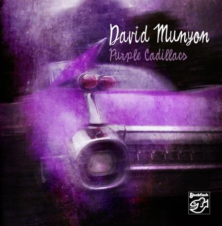 David Munyon - Purple Cadillacs - CD